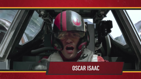 Star Wars Episode IX Official Cast Announcement - Oscar Issac