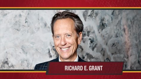 Star Wars Episode IX Official Cast Announcement - Richard E Grant