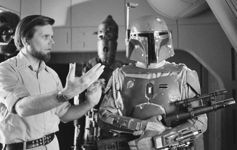 RIP Gary Kurtz 1940 – 2018 Star Wars Producer with Boba Fett