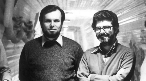 RIP Gary Kurtz 1940 – 2018 Star Wars Producer with George Lucas