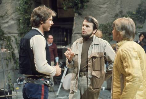RIP Gary Kurtz 1940 – 2018 Star Wars Producer with Mark Hamill and Harrison Ford
