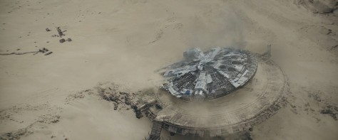 Savareen Landing Platform Modelling - Solo A Star Wars Story Environment Modelling by Andrew Hodgson