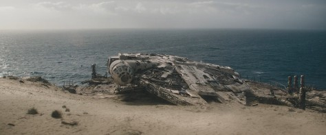 Savareen Landing Platform - Solo A Star Wars Story Environment Modelling by Andrew Hodgson