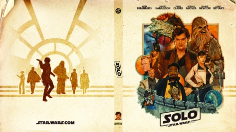 Solo A Star Wars Story Exclusive Cover by Phil Noto