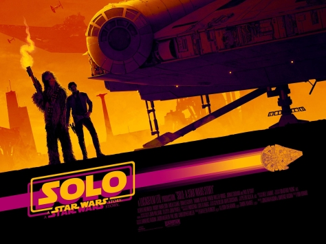 Solo A Star Wars Story Matt Ferguson Art Prints