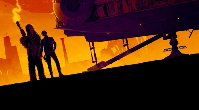 SOLO : A Star Wars Story Art Prints by Matt Ferguson