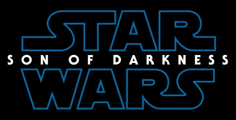 Star Wars Episode IX Son of Darkness Title Logo Hi Resolution HD