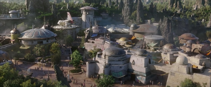 Star Wars: Galaxy's Edge Behind-the-Scenes Update for Disneyland and Walt Disney World Resort