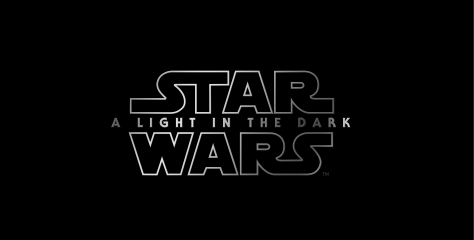 Star Wars Episode IX A Light in the Dark Title Logo Hi Resolution HD