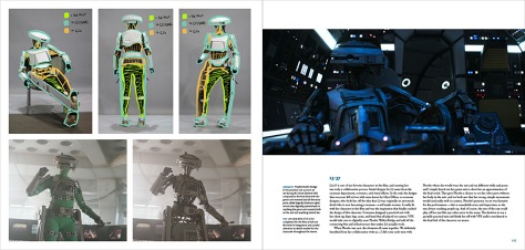 industrial light and magic presents making solo a star wars story inner pages 1
