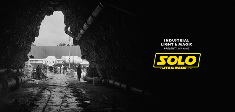 industrial light and magic presents making solo a star wars story inner pages 2