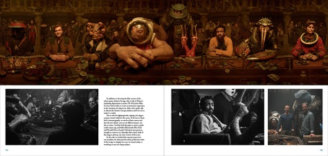 industrial light and magic presents making solo a star wars story inner pages 6