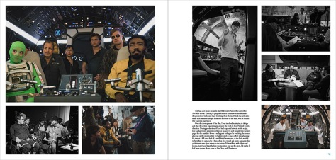industrial light and magic presents making solo a star wars story inner pages 7