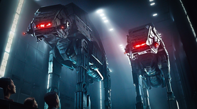 New 'Hi-Res' Star Wars: Galaxy's Edge Promo Images Revealed