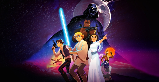 Star Wars Galaxy of Adventures Books – Coming Soon