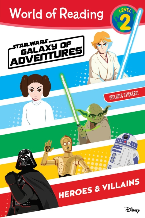 star wars galaxy of adventures world of reading book coming soon