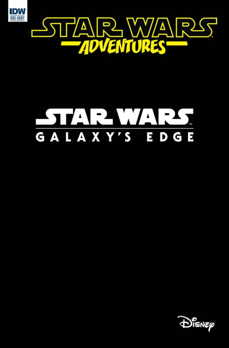 Star Wars Adventures for Star Wars Galaxys Edge