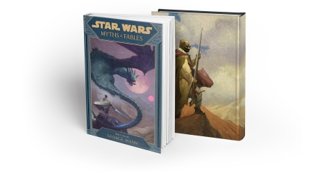 Star Wars Myths and Fables New Fable Cover for Star Wars Galaxys Edge