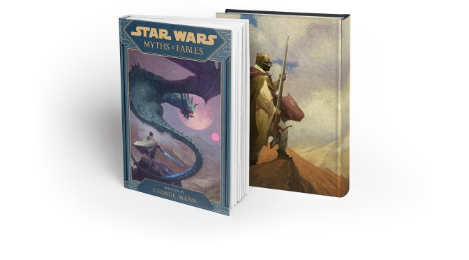 New Books, Comics, and Fables for Star Wars: Galaxy's Edge