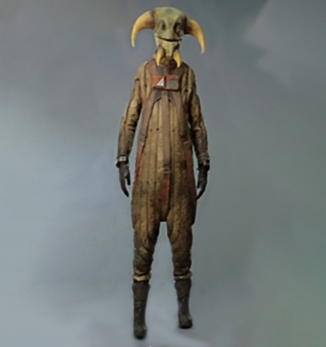 New Alien Character Star Wars Episode IX