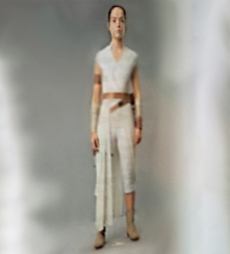 Rey New Costume Star Wars Episode IX Leak