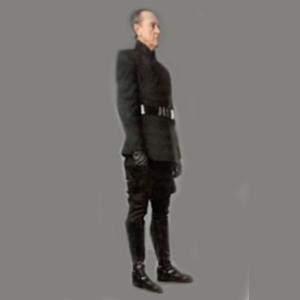 Richard E Grant Star Wars Episode IX Character First Order Officer