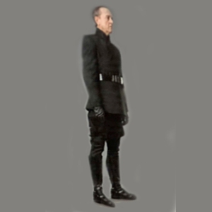 Richard E Grant Star Wars Episode IX Character First Order Officer