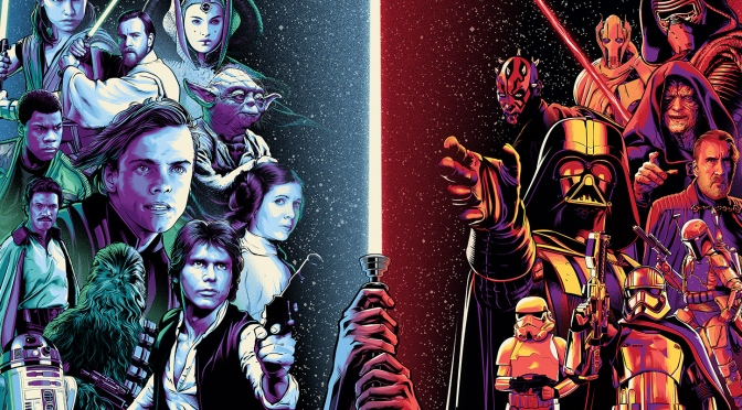 NEW! Star Wars Celebration Poster by Cristiano Siqueira