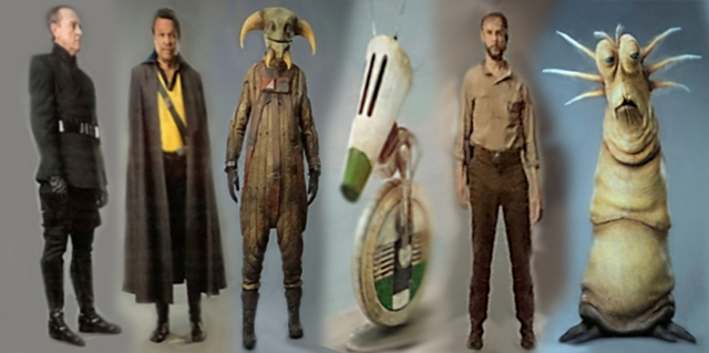 Star Wars Episode Ix New Character Concept Art And Reference Imagery Leaks Online Geek Carl