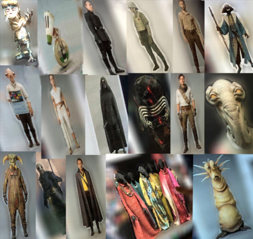Star Wars Episode IX- New Character Concept Art Leaks
