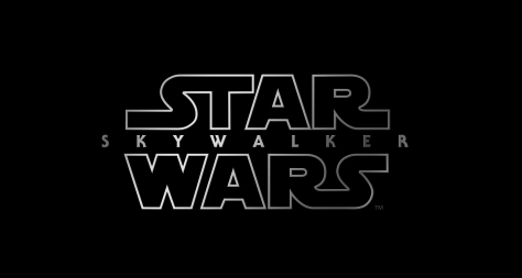 Star Wars Episode IX Skywalker Title Logo Hi Resolution HD