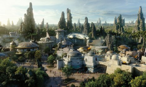 Star Wars Galaxy's Edge Black Spire Outpost