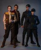 Star Wars Galaxy's Edge Cast Members Costumes 1