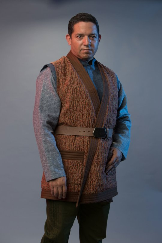 Star Wars Galaxy's Edge Cast Members Costumes 2