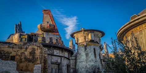 Star Wars Galaxy's Edge - Docking Bay 7