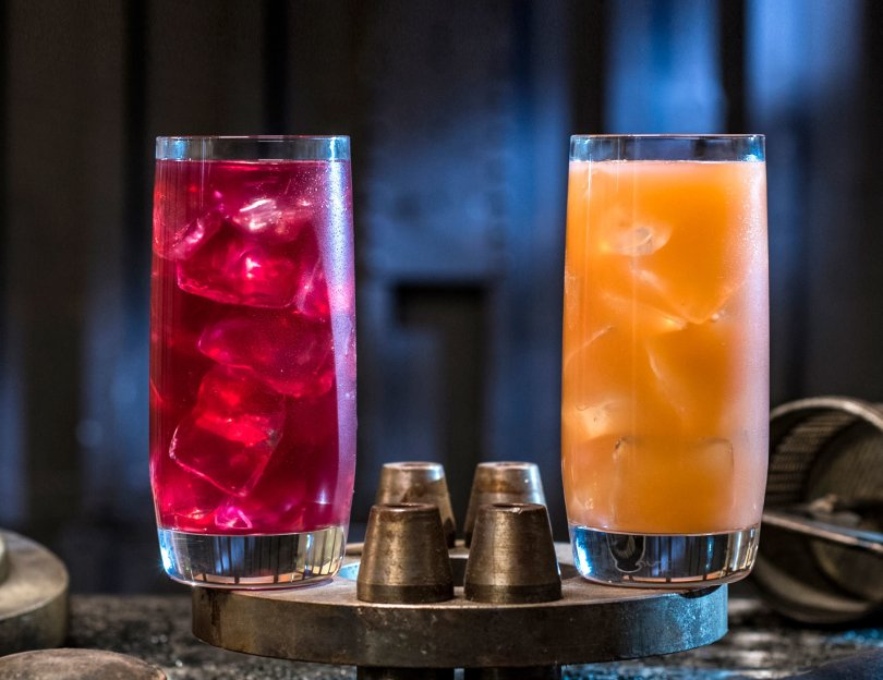 Star Wars Galaxy's Edge - Galactic Cocktails