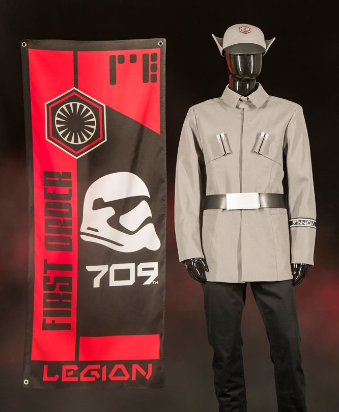 Star Wars Galaxy's Edge Guest Cosplay Costumes and Gear 3