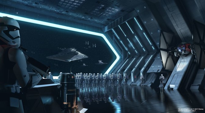 Star Wars Rise of the Resistance at Galaxy's Edge 3