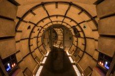 Star Wars Smugglers Run Millennium Falcon at Galaxy's Edge