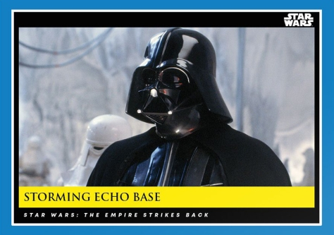 Storming Echo Base _ Star Wars Galactic Moments Countdown to Episode 9 _ Week 8 Card 23