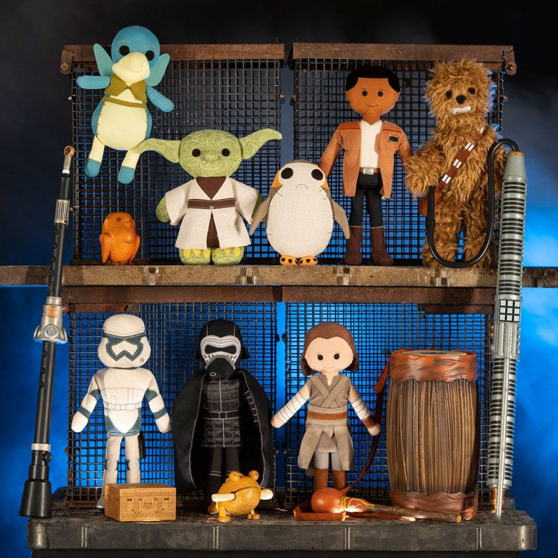 The Toydarian Toymaker stall in StarWars Galaxy's Edge
