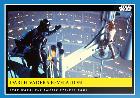 Darth Vader's Revelation _ Star Wars Galactic Moments Countdown to Episode 9 _ Week 12 Card 36