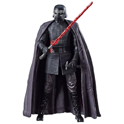 Kylo Ren Star Wars Hasbro Black Series 6 Exclusive The First Order 4 Pack at Galaxy's Edge