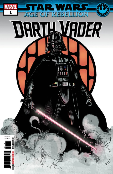 Star Wars Age Of Rebellion - Darth Vader #1 _ Star Wars Marvel Comics Coming in June 2019