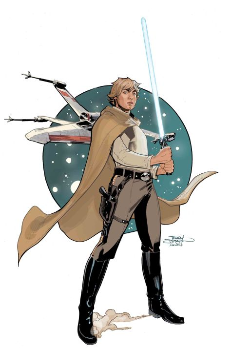 Star Wars Age Of Rebellion - Luke Skywalker #1 _ Star Wars Marvel Comics Coming in June 2019