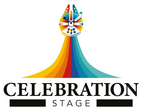 Star Wars Celebration Chicago 2019 - Celebration Stage Logo