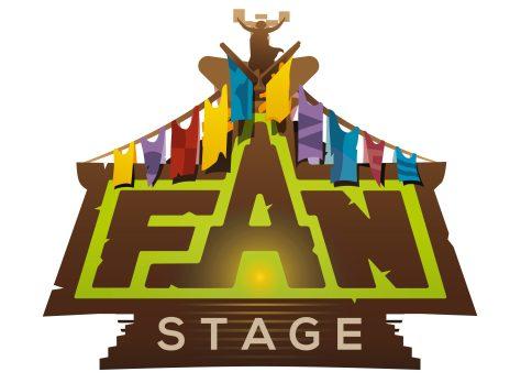 Star Wars Celebration Chicago 2019 - Fan Stage Logo