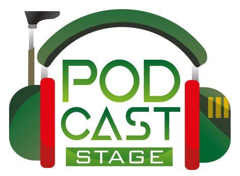 Star Wars Celebration Chicago 2019 - Podcast Stage Logo