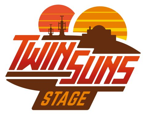 Star Wars Celebration Chicago 2019 - Twin Sun Stage Logo
