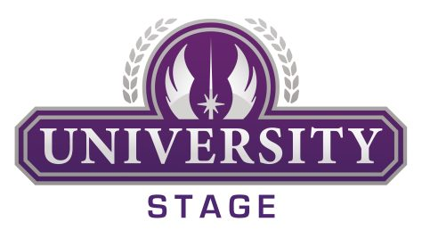 Star Wars Celebration Chicago 2019 - University Stage Logo
